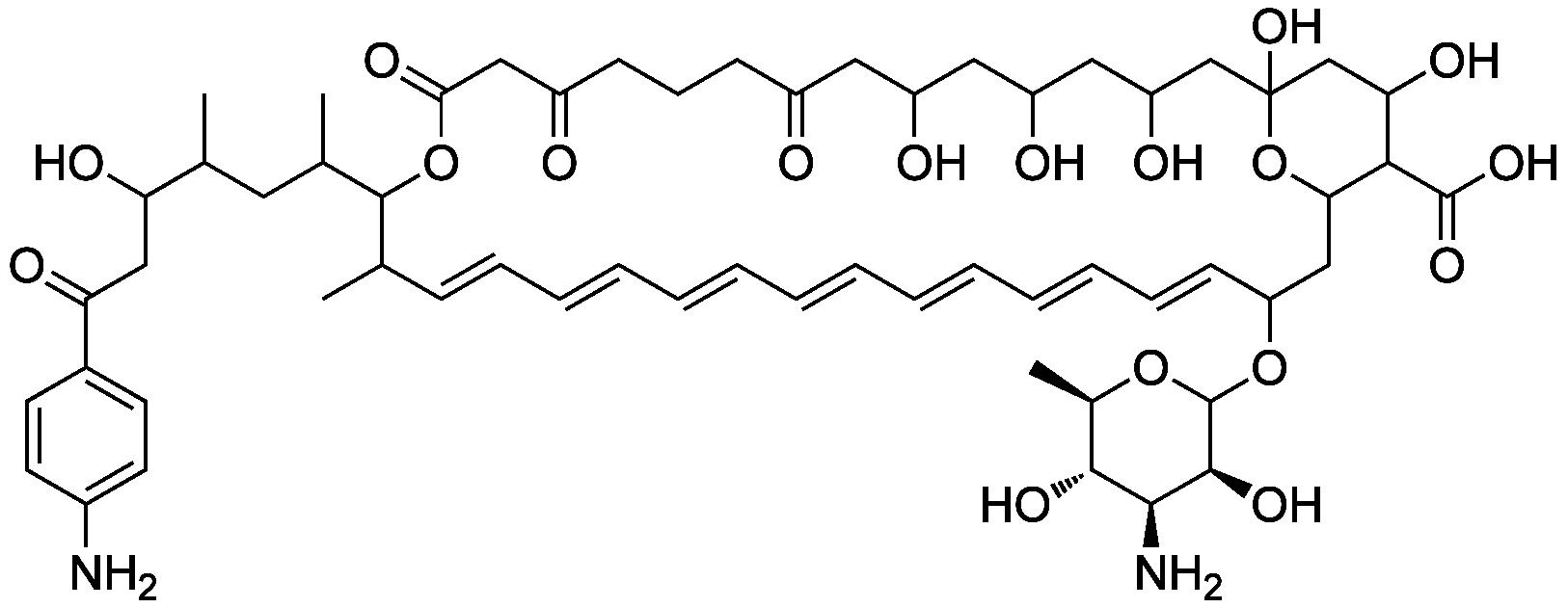 candicidin structure
