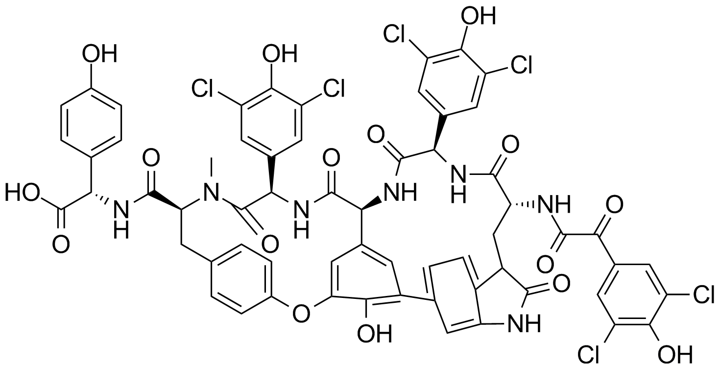 complestatin structure
