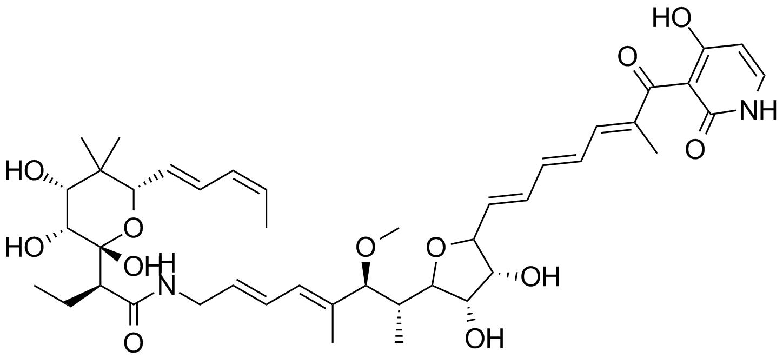 kirromycin structure