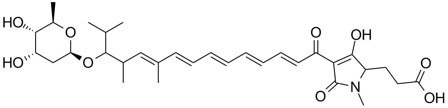 lipomycin structure