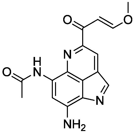 lymphostin structure