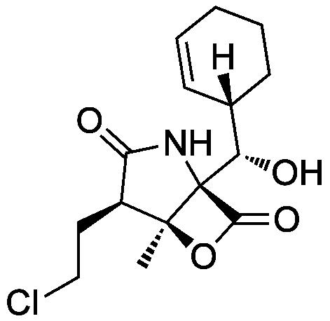 salinisporamide structure