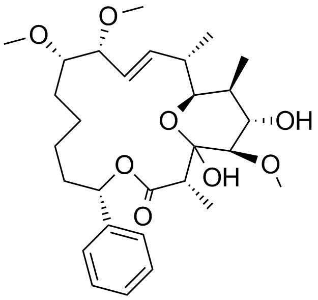 soraphen structure
