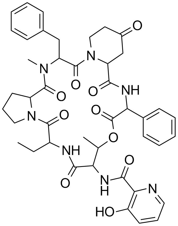 virginiamycin structure